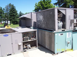 Air Conditioner and Chiller Recycling Service